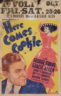 Here Comes Cookie poster