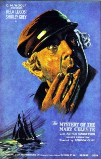 The Mystery of the Mary Celeste poster