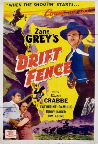 Drift Fence poster