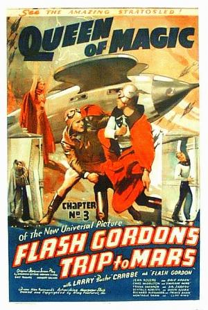 Flash Gordon's Trip to Mars 477x711
