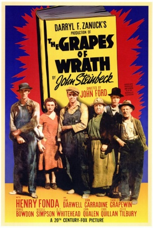 The Grapes of Wrath 580x862