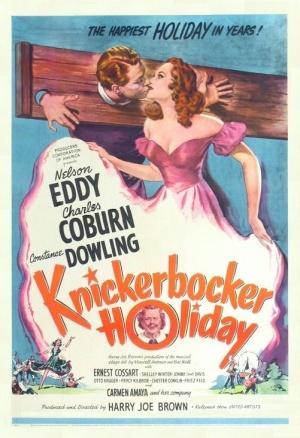 Knickerbocker Holiday 501x732