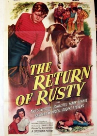The Return of Rusty poster