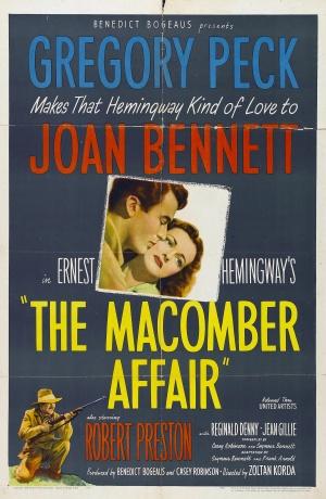 The Macomber Affair 2360x3621