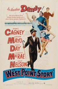 The West Point Story poster