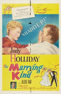 The Marrying Kind poster