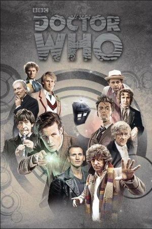 Doctor Who 472x711