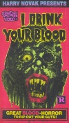 I Drink Your Blood Cover