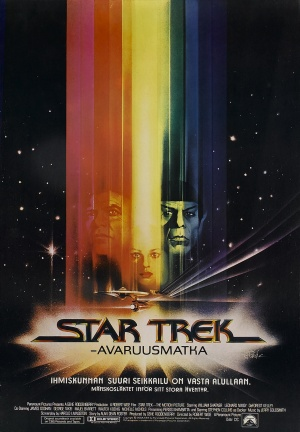Star Trek: The Motion Picture 1984x2854