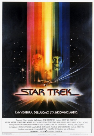 Star Trek: The Motion Picture 667x966