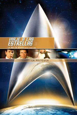 Star Trek II: The Wrath of Khan 1400x2100