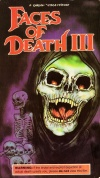 Faces of Death III Cover