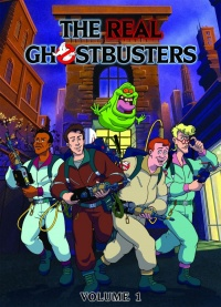 The Real Ghost Busters poster