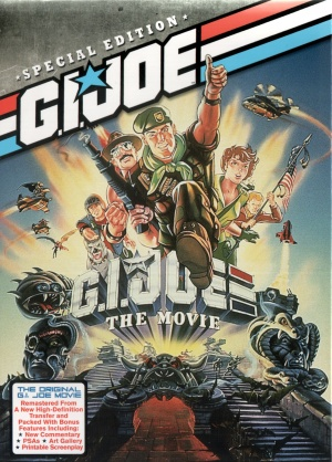 G.I. Joe: The Movie 1606x2239