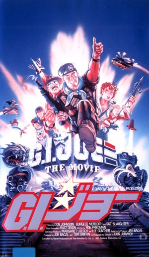 G.I. Joe: The Movie 610x1050