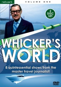 Whicker's World poster