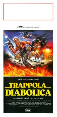 Trappola diabolica poster