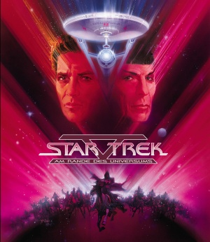 Star Trek V: The Final Frontier 1526x1760