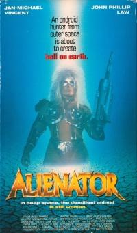Alienator poster