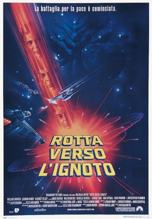 Star Trek VI: The Undiscovered Country 670x960