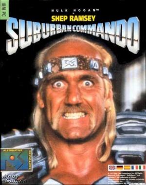 Suburban Commando 420x532