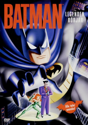 Batman: The Animated Series 1528x2175