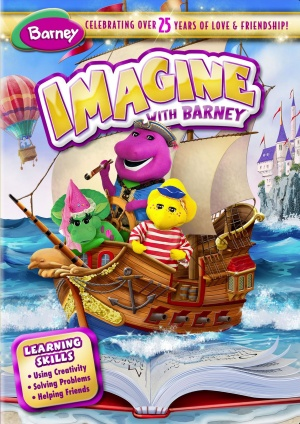 Barney & Friends 1523x2155
