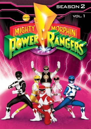 Mighty Morphin Power Rangers 1061x1500
