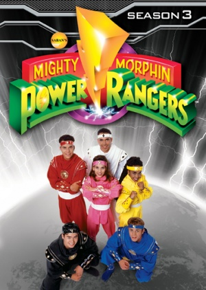 Power Rangers 366x515
