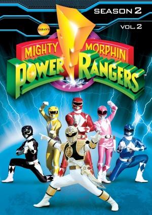 Mighty Morphin Power Rangers 1063x1500