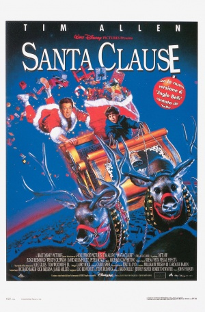 The Santa Clause 628x954
