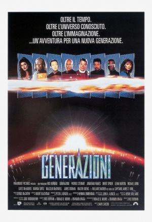 Star Trek: Generations 646x938