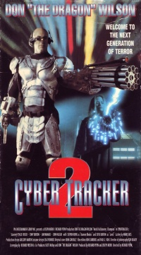 Cyber-Tracker 2 poster