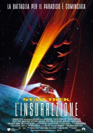 Star Trek: Insurrection 642x917