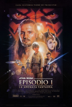 Star Wars: Episodio I - La amenaza fantasma 2033x3000
