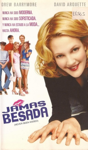 Never Been Kissed 535x908