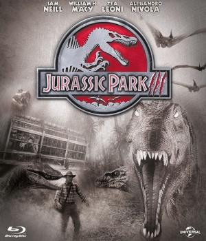Jurassic Park III 675x788