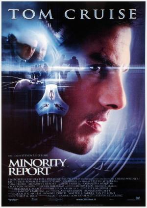 Minority Report 672x950