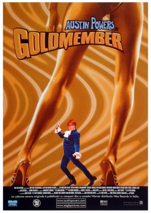 Austin Powers in Goldmember 683x966
