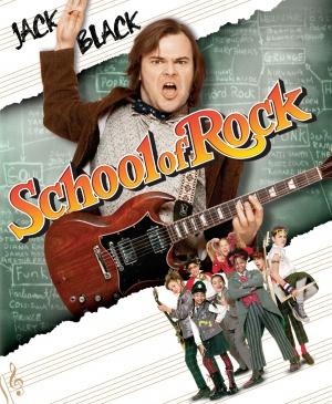 The School of Rock 1439x1750