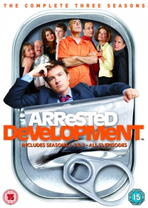 Arrested Development 429x600