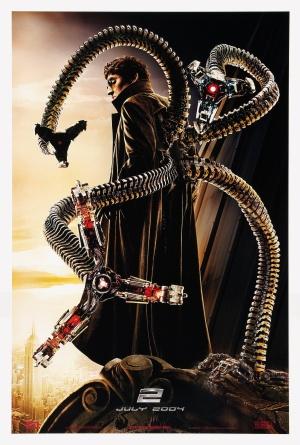 Spider-Man 2 2001x2969