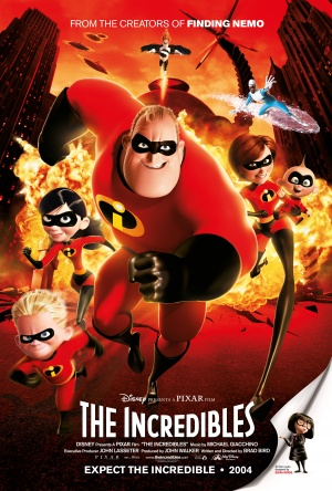 The Incredibles 3375x5000
