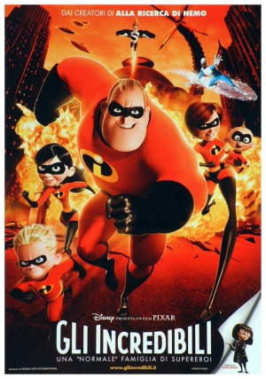 The Incredibles 679x966