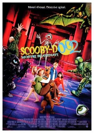 Scooby Doo 2 - Die Monster sind los 682x966
