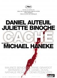 Caché (Hidden) poster