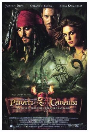 Pirates of the Caribbean: Dead Man's Chest 655x966