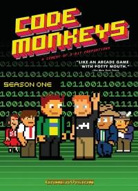 Code Monkeys poster