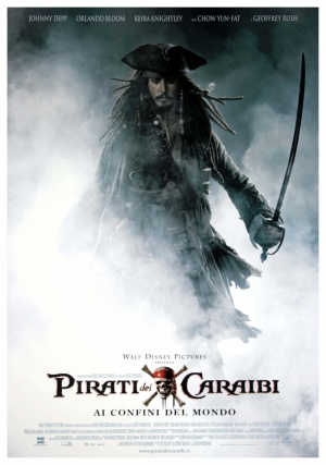 Pirates of the Caribbean: At World's End 679x966