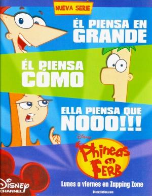 Phineas und Ferb 2512x3228